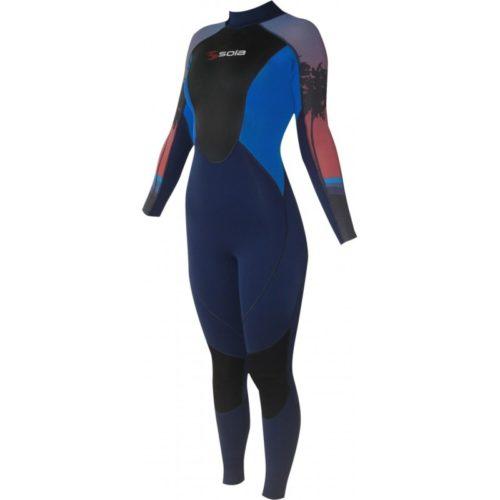 combinaison windsurf femme 3 2