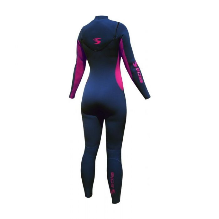 combinaison de surf femme 3 2